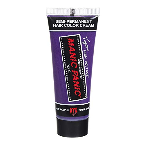 Manic Panic High Voltage Mini Haarfarbe 25ml (Ultra Violet)