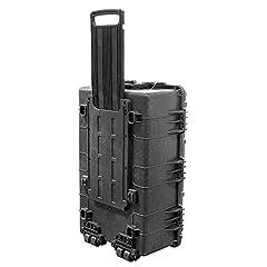 METTLE wasserdichter XXL-Studio-Trolley; Schutzkoffer, Flightcase