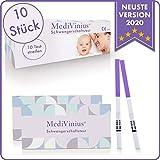 MediVinius Schwangerschaftstest im 10er