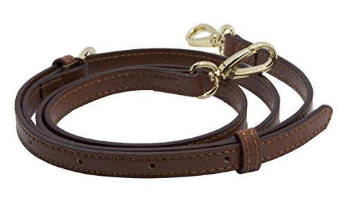 Luv America Leather Handbag Purse Shoulder Strap Replacement for Coach, Kors +