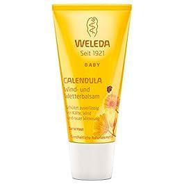 Weleda Baby Calendula Weather Protection Cream, 1 Fluid Ounce