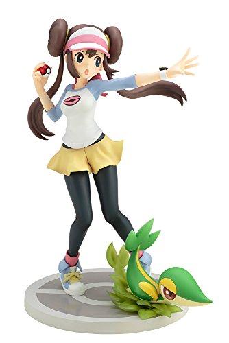 Kotobukiya Pokemon ArtFX J Rosa with Snivy 1/8 Scale PVC Figure