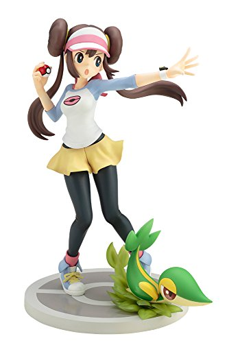 Kotobukiya Pokemon ArtFX J Rosa with Snivy 1/8 Scale PVC Figure
