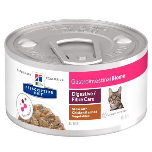 Hill's Gastrointestinalis Biome Feuchtigkeit Katze 12 x 82 g
