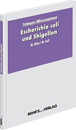 Escherichia coli und Shigellen