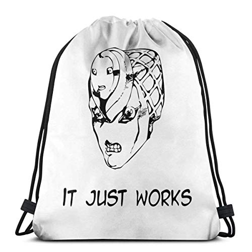 brandless Drawstring Bags Sport Gym Sack Party Favor Bags Wrapping Gift Bag Drawstring Backpacks Storage Goodie Bags Cinch Bags - 's Bizarre It Just Works