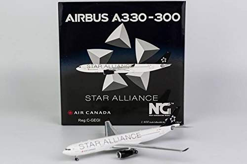 NG Model NGM62011 1:400 Air Canada Airbus A330-300 Reg #C-GEGI