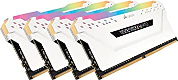 Corsair Vengeance RGB Pro 32GB (4 x 8GB) PC4-28800 Desktop Memory