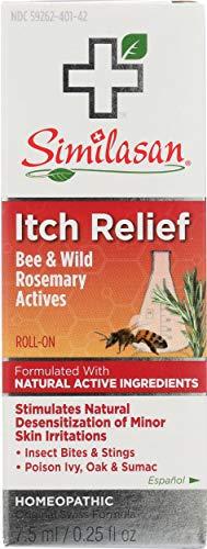 Similasan Itch Relief RollOn25 Fluid Ounce