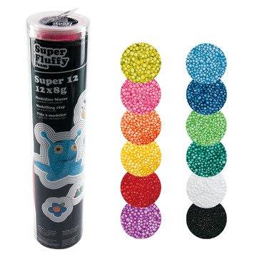 NEU!!! Super Fluffy Foam Top - 12 verschiedene Farben