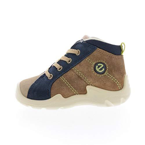 ECCO Schuhe für Jungen Schnürhalbschuhe Braun 7915152442