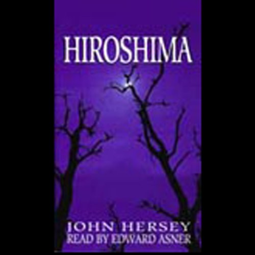 Hiroshima audiobook cover art