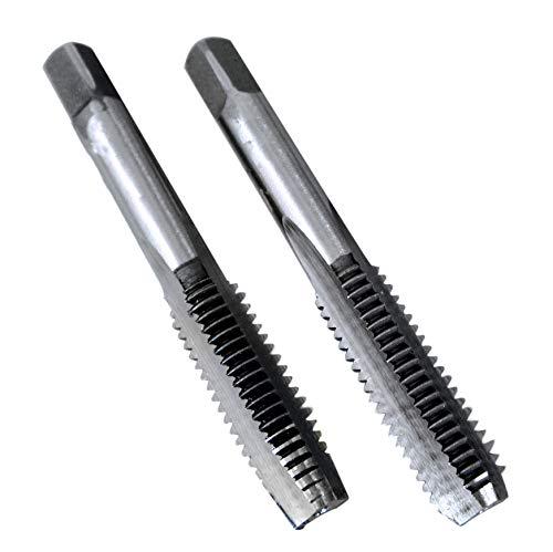 M8 x 1.0 Metric Taper and Plug Taps