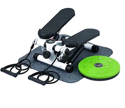 VSousT Stepper , Widerstand Stepper Übung Stepper Maschine Sunny Health Fitness Stepper Fitness Twist Stepper Step Maschine Übungsausrüstung Indoor Hausaufgaben Übungsgerät