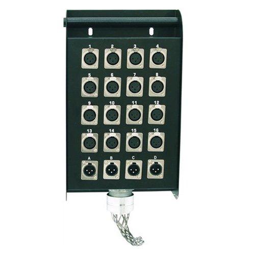 Omnitronic 30304632 unverkabelt Stagebox