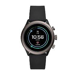 Fossil Sport Smartwatch 43mm Black - FTW4019,Fossil India Pvt. Ltd.,FTW4019
