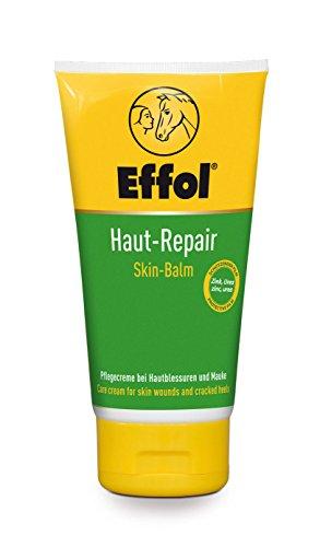 Effol Skin - Haut Repair, 150 ml für Pferde Antiseptische, dermatologisch getestete Pflegecreme, die einen schützenden Film gegen Viren, Bakterien und Parasiten bildet.