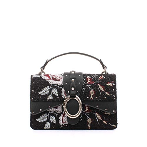 iu Jo M Crossbody Darsena A68039T6795 Mixed Embr Flowers