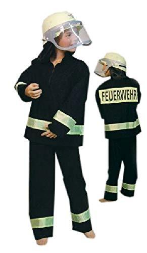 128 Feuerwehr-Uniform