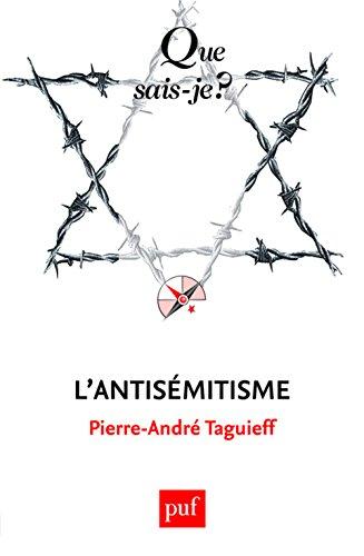 L'antisémitisme