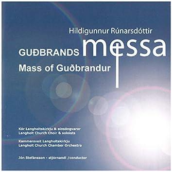 Guðbrandsmessa - Mass of Guðbrandur