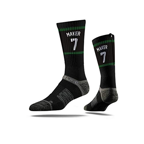 NBA Milwaukee Bucks Strideline Player Crew Socks , Eric Bledsoe , Eric Bledsoe