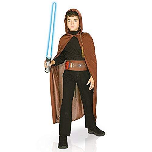 Rubie's-déguisement officiel - Star Wars- Kit Blister Jedi - Taille Unique- ST-5209