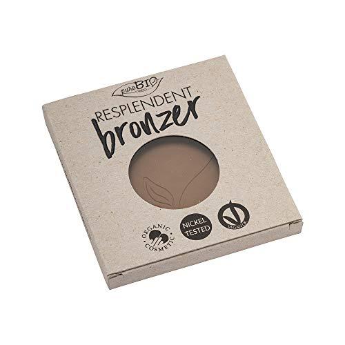 RESPLENDENT Bronzer n.01 hellbraun, für mittlere und helle Haut PuroBio