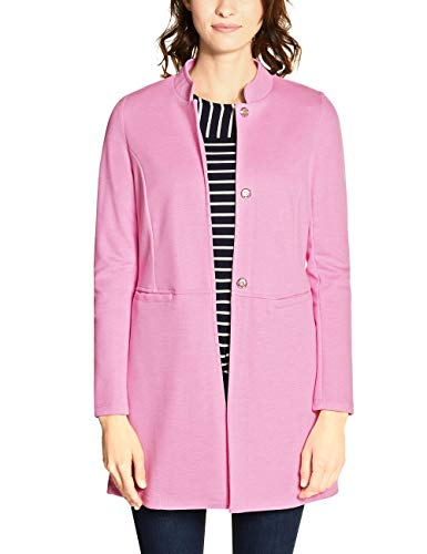 Street One Damen 211126 Übergangsjacke, Soft Candy Rose, 38