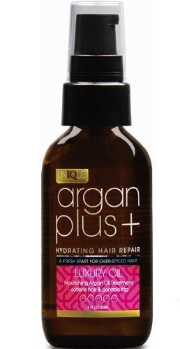 Argan Plus + Luxury Oil 60ml - Nourishing Argan Oil Treatment, softens hair and controls frizz