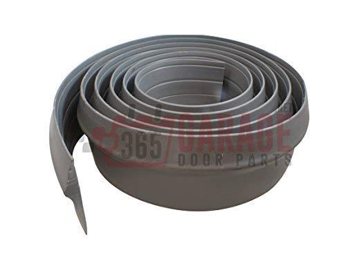 Grey Threshold Kit for Garage Doors by Improvements