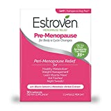 Estroven Pre-Menopause Relief for Body and Cycle Changes, Helps Reduce Hot Flashes, Night Sweats and Manage Weight*, 30 Count