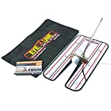 EyeLine Golf Patented Classic Putting Mirror Training Aid - Portable Putting Trainer for Games...