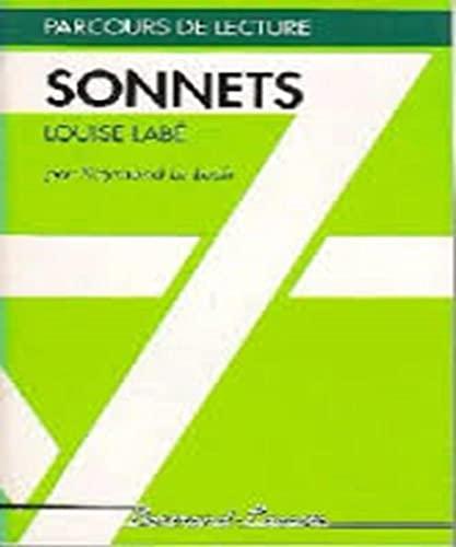 Sonnets De Louise Labe Parcours De Lecture