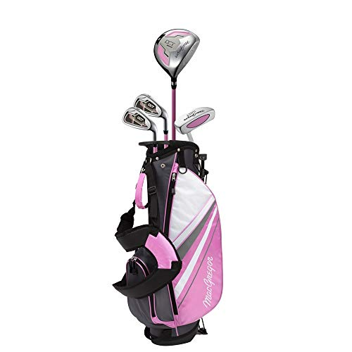 MACGREGOR Golf DCT Junior Girl Golf Clubs Set with Bag, Right Hand Ages 6-8