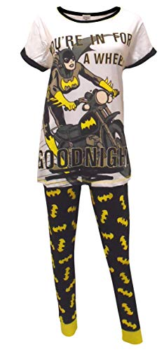 Batgirl DC Comics Goodnight Pijamas de Las señoras, 36-38