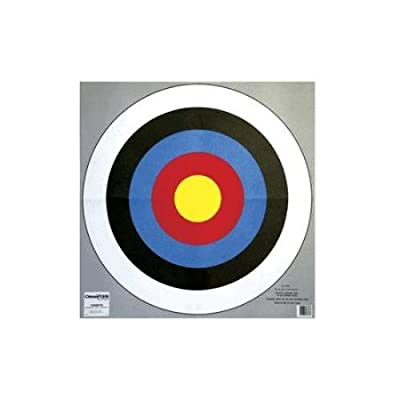 Champion Traps and Targets 24-Inch Bullseye Archery Target (2-pack)
