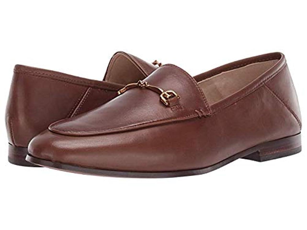 流暢サイレンパーチナシティ[Sam Edelman(サムエデルマン)] レディースローファー?靴 Loraine Loafer Toasted Coconut Modena Calf Leather (24cm) W [並行輸入品]