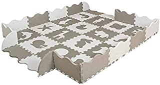 Tapete de Animales armable para bebés y niños de foamy foami foam alfombra bebé piso