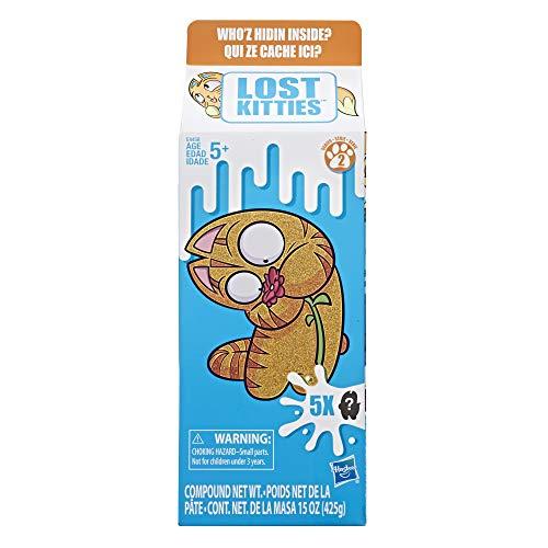 Figura de Juguete Lost Kitties, Multiempaque
