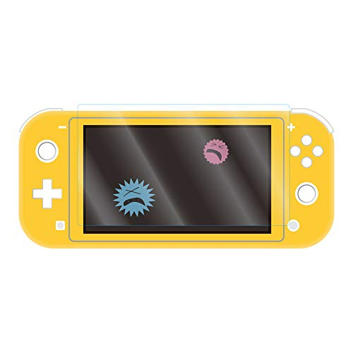 ALLONE, Antibacterial, Blue Light Cut Glass Film for Nintendo Switch Lite, Virus Removal, 9H Hardness, Anti-scattering Protection, Glass manufactured in Japan, Anti-Fingerprint, Japanese Manufacturer