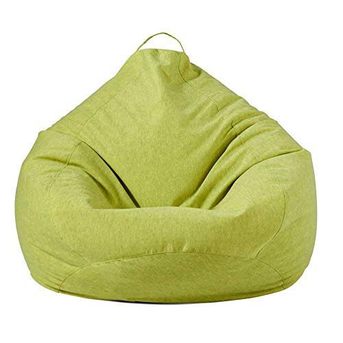 ZZYYLL Sitzsack Bean Bag Covers Ohne Füllung Indoor Bodenkissen Chair Sitzsäcke Möbel Kissen Sessel Sofa