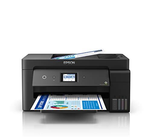 Epson EcoTank L14150 - Impresora multifunción A3 de inyección de tinta Wi-Fi Duplex, impresora A3 multifunción