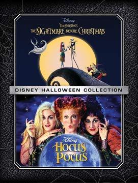 Disney Halloween Collection (The Nightmare Before Christmas / Hocus Pocus) [Blu-ray]