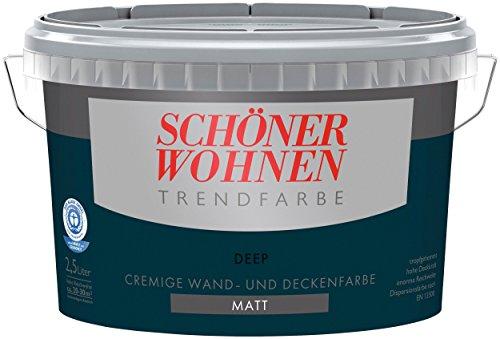 1L SCHÖNER WOHNEN Trendfarbe, Deep matt