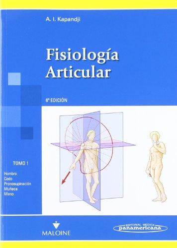 Fisiologia articular: Hombro, codo, pronosupinación, muñeca,mano: 1 (Fisiología Articular) ✅