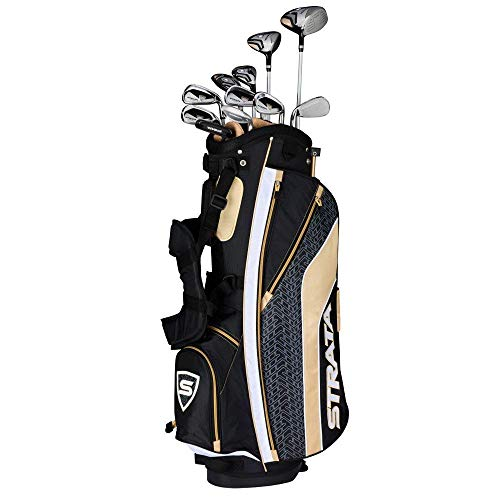 Callaway Women's Strata Tour Complete Golf Set (16-Piece, Right Hand)