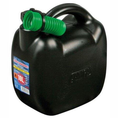 Lampa 66981 - Bidón de gasolina de plástico (10 litros)