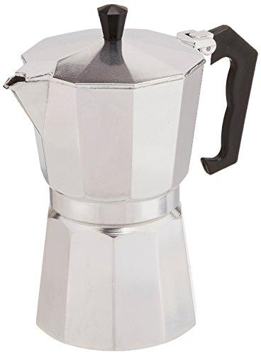 BC Classics BC-17730 6-Cup Aluminum Espresso Maker