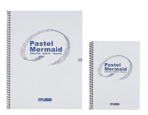 Muse pastel Mermaid book SM (japan import)